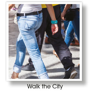 Walk the City